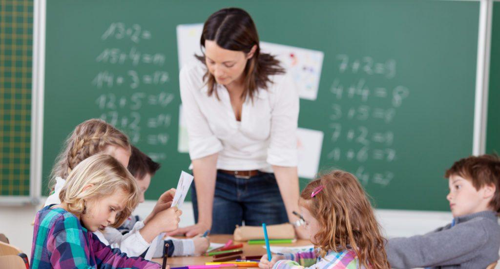 à propos de l'enseignement de l'enseignement